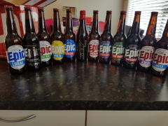 A beery Christmas to me