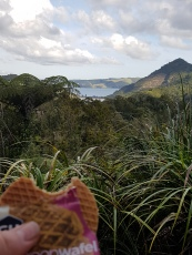 A Gu with a view